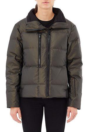 Tumi Women's Hi-Shine Puffer Jacket - - Size Large