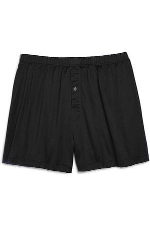 Hanro Men's Cotton Sporty Knit Boxers - - Size XXL
