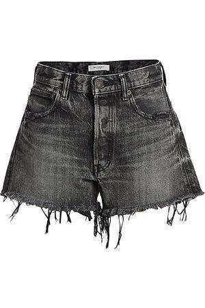 Moussy Women's Perrysburg Denim Shorts - - Size 27 (4)
