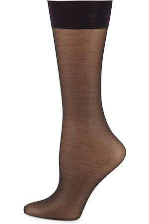 Natori Women's Crystal Sheer Knee High Socks