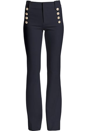 Derek Lam Women's Robertson Flare Pants - - Size 6