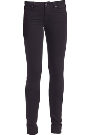 Paige Women's Transcend Leggy Extra-Long Ultra-Skinny Jeans - - Size 32 (12)
