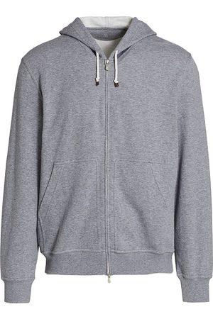 Brunello Cucinelli Men's Leisure Hooded Sweatshirt - - Size Large