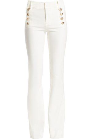 Derek Lam Women's Robertson Flare Pants - - Size 10