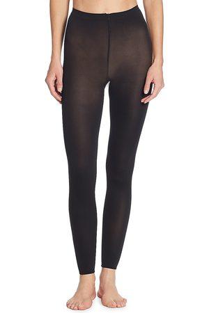 Wolford Women's Velvet Leggings - - Size Large