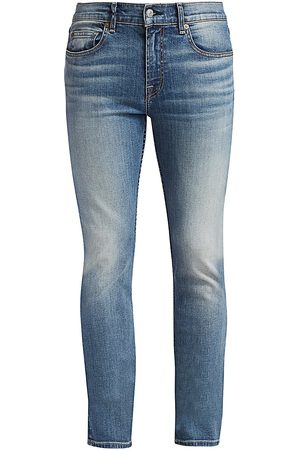 7 for all Mankind Men's Slimmy Slim Faded Jeans - - Size 38
