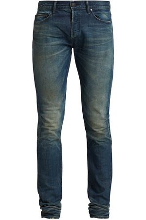 JOHN ELLIOTT Men's The Cast 2 Nimbus Skinny Fit Jeans - - Size 36