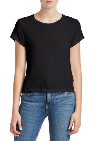 RE/DONE Women's The 1960s Slim Tee - - Size Small