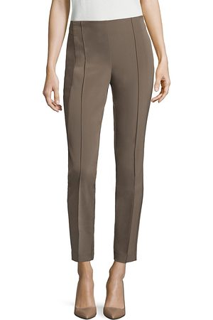 Lafayette 148 New York Women's Acclaimed Stretch Gramercy Pants - - Size 14