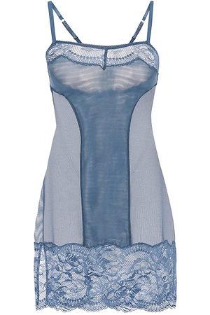 La Perla Women's Briggita Lace Chemise - - Size Medium
