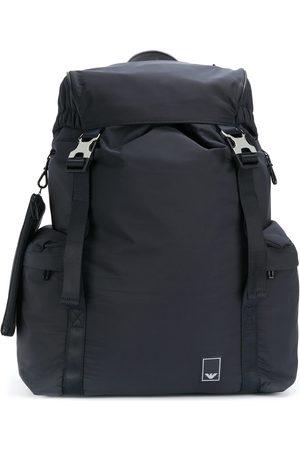 Emporio Armani Men Rucksacks - Drawstring backpack