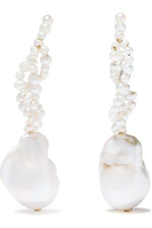 COMPLETEDWORKS Gotcha pearl earrings