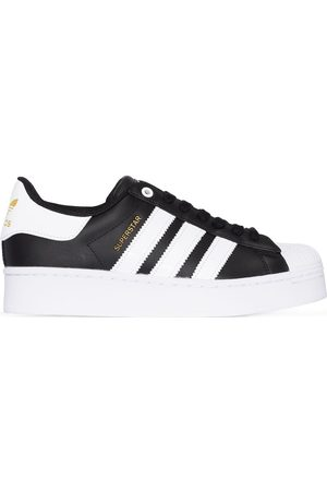 adidas Superstar low-top platform sneakers