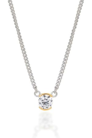 V by Laura Vann Women Necklaces - Ophelia sterling necklace