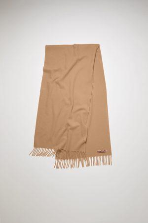 Acne Studios Canada Nr New Narrow wool scarf