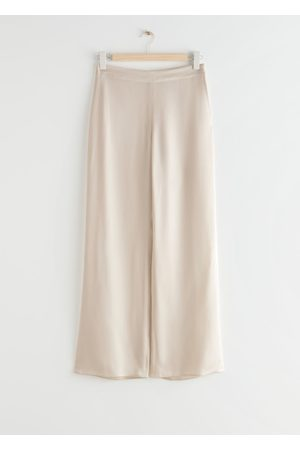 & OTHER STORIES Relaxed Flared Trousers