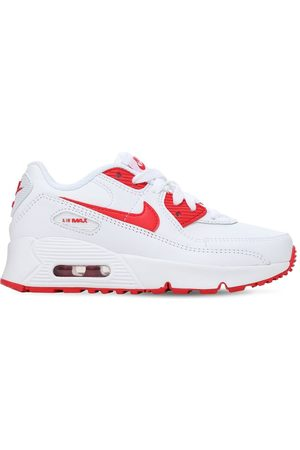 Nike Air Max 90 Lace-up Sneakers