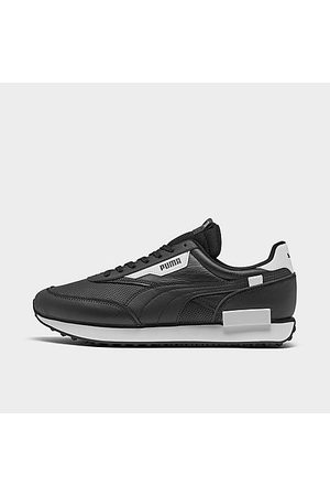 PUMA Men's Future Rider Play On Casual Shoes Size 9.0 Leather/Suede