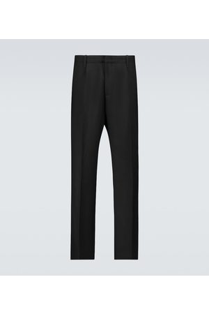 OUR LEGACY Borrowed wool chino pants