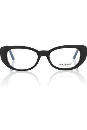Saint Laurent SL 316 Betty oval glasses