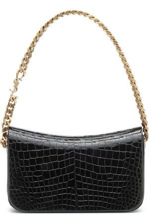 Saint Laurent Elise leather shoulder bag