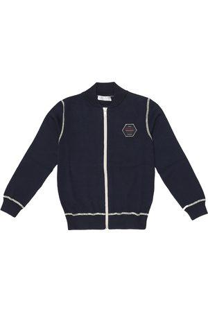 Brunello Cucinelli Cotton-jersey jacket