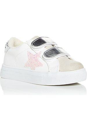 Steve Madden Girls' Trezume Low Top Sneakers - Toddler