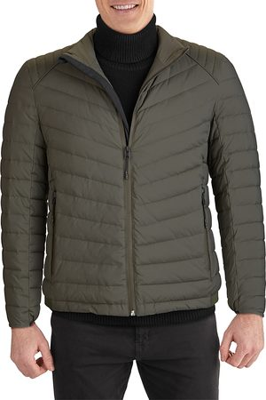 Cole Haan Men Jackets - Stretch Quilted Jacket