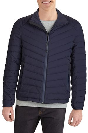 Cole Haan Stretch Quilted Jacket