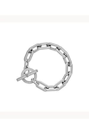 Michael Kors Women's Cityscape Chains -Tone Bracelet
