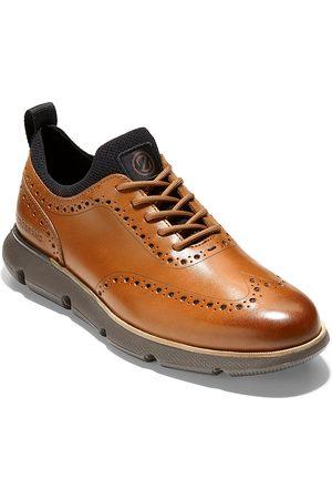 Cole Haan Men's 4.ZERGRAND Wingtip Oxfrord Dress Shoes