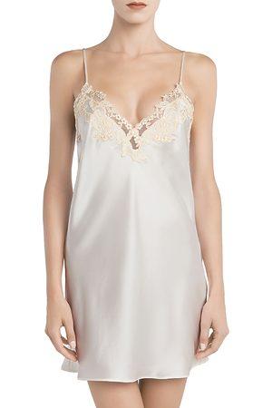 La Perla Maison Short Satin Nightgown