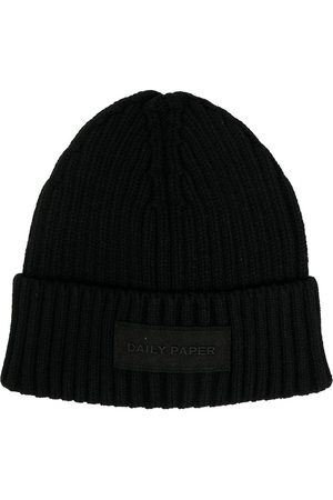 Daily paper Logo patch beanie