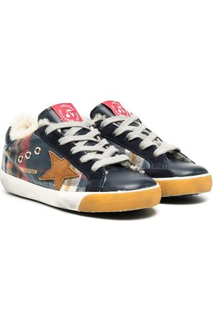 BONPOINT Boys Sneakers - Side star sneakeres