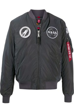 Alpha Industries Nasa bomber jacket - Grey