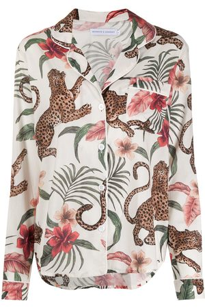 adidas Soleia pajama set - Neutrals