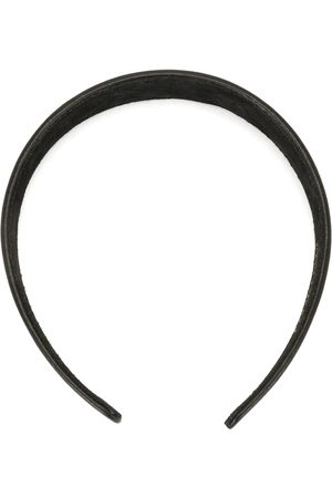 Jennifer Behr Smooth leather headband