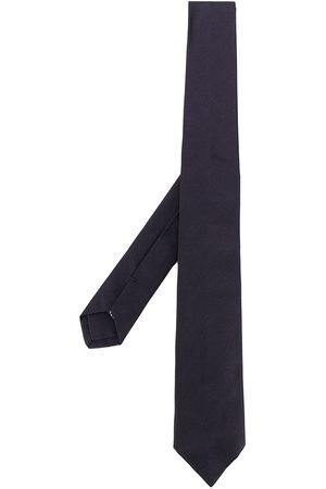 Jil Sander Men Neckties - Horizontal-stripe pattern silk tie
