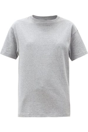x karla The Original Cotton-jersey T-shirt - Womens - Grey