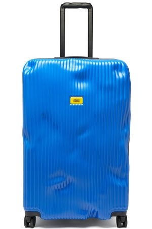 Crash Stripe 79cm Suitcase - Mens