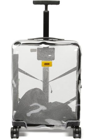 Crash Share 55cm Cabin Suitcase - Mens - Clear