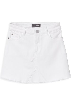 DL1961 Girls Mini Skirts - DL1961 Premium Denim Girl's Denim Mini Skirt - - Size 10