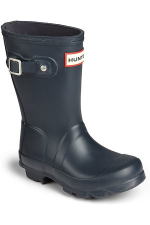 Hunter Kid's Original Tall Rubber Rain Boots - - Size 3 (Child)
