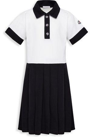Moncler Little Girl's & Girl's Polo Tennis Dress - - Size 14