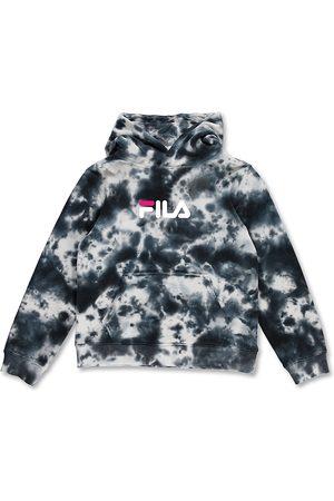 Fila Girl's Tie-Dye Fleece Hoodie - - Size XL (16)