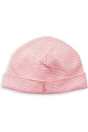 Ralph Lauren Baby Beanies - Baby's Striped Beanie - Paisley