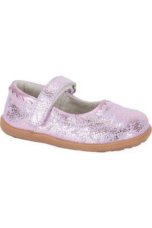 See Kai Run Baby's, Little Girl's & Girl's Jane II Metallic Mary Janes - - Size 13.5 (Child)