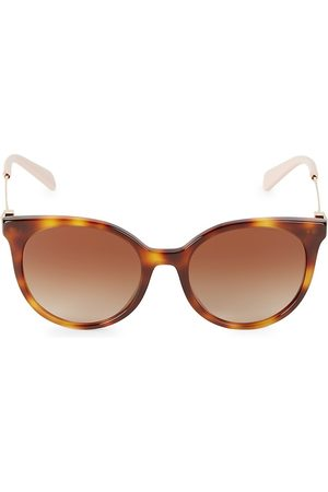 VALENTINO Women's 53MM Square Sunglasses