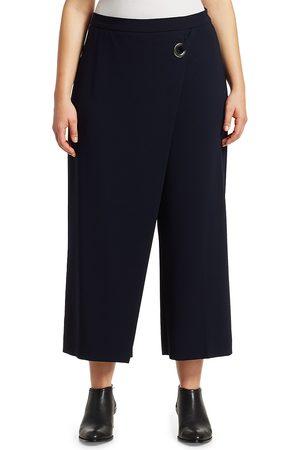 Persona by Marina Rinaldi Women's Recinto Grommet-Tie Culottes - - Size 20 W