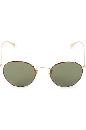 Oliver Peoples Women's Coleridge 50MM Round Sunglasses